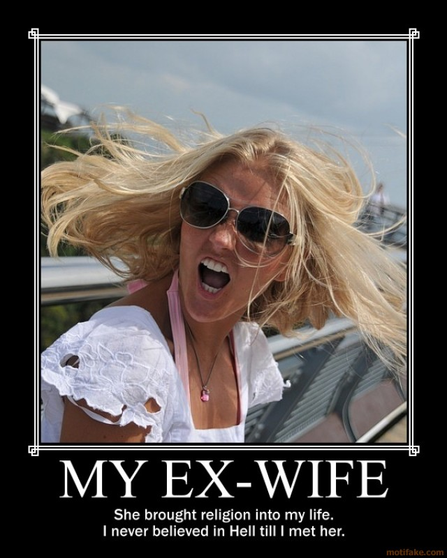 Ex wives